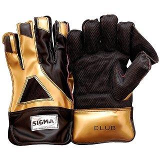 Sigma Wicket Keeping Gloves Club