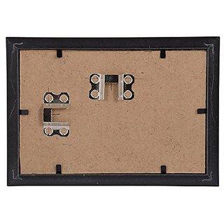Buy Nirathisayam Synthetic Photo Frame 17 Cm X 12 Cm X 1 Cm Brown