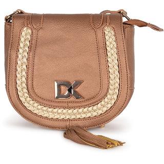 Diana Korr Brown Sling Bags  DK80SBRW