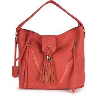 Diana Korr Red Shoulder bag DK73HRED
