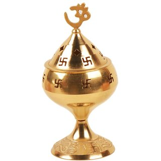 MD Seller spiritual akhand jyot with om and swastic symbol used for
