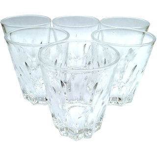 Indeavour  Elegant Translucent Wisky Glasses