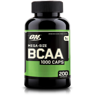 Optimum Nutrition (ON) BCAA 1000 mg - 200 Capsules