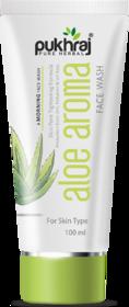 Pukhraj Aloe Aroma-Morning Face Wash