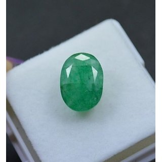5 Ratti 100 natural Emerald (Panna) by lab certified