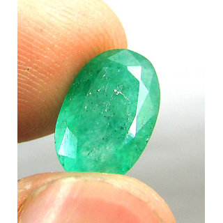 7  Ratti 100 natural Emerald (Panna) by lab certified