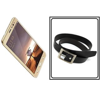 Vivo Y66 360 Degree Full Cover  With Free Men's, Boy's PU Leather Belt(Black)