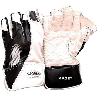Sigma Target Wicket Keeping Gloves