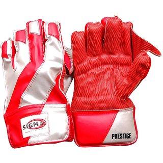 Sigma Prestige wicket keeping gloves