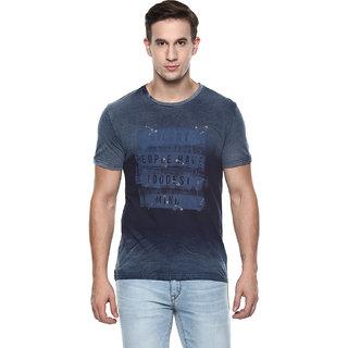 Fritzberg Cotton Indigo T-shirt