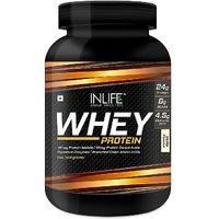 INLIFE Whey Protein Powder 2 Lbs (Vanilla Flavour)