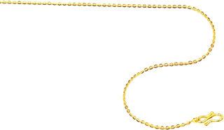 RSBL Augmont BIS Hallmark Sitara Chain 18' inc 22kt 2grm