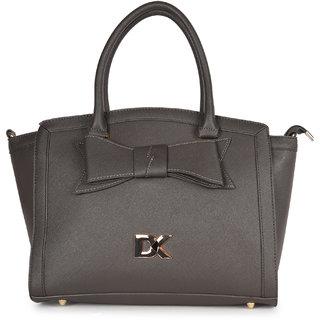 Diana Korr Grey Shoulder bag DK70HGRY