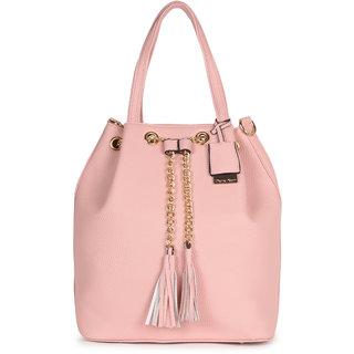 Diana Korr Pink Shoulder Bag DK87HLPNK