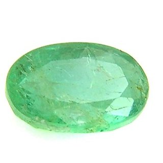 7.50 ratti 100 best quality emerald (panna) by lab certified
