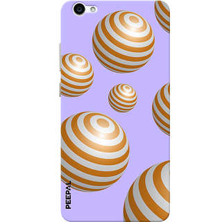 PEEPAL Vivo V5 Designer & Printed Case Cover 3D Printing Balloon Design