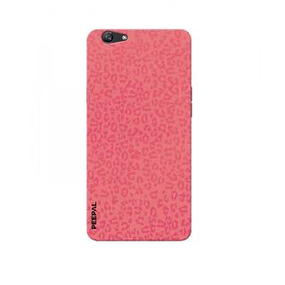 PEEPAL Oppo F3 Designer & Printed Case Cover 3D Printing Art Multi Colour Design