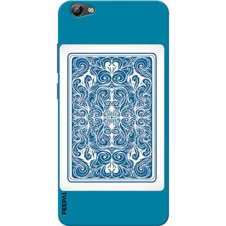 PEEPAL Vivo Y66 Designer & Printed Case Cover 3D Printing Deck Of Cards Design