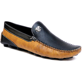 Prolific Men Black Casual Slip On
