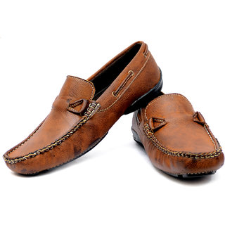 Prolific Men Tan Casual Slip On