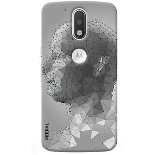 PEEPAL Motorola G4 Plus Designer & Printed Case Cover 3D Printing Concept Design