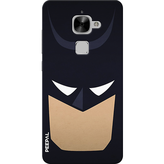 PEEPAL LeTv Le2 Designer & Printed Case Cover 3D Printing Bat-Man Design