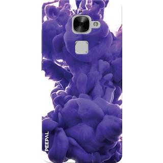 PEEPAL LeTv Le2 Designer & Printed Case Cover 3D Printing Art Multi Colour Design