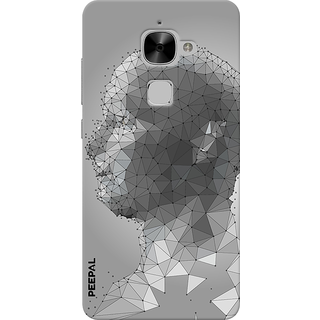 PEEPAL LeTv Le2 Designer & Printed Case Cover 3D Printing Concept Design