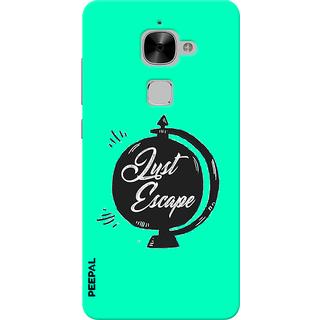 PEEPAL LeTv Le2 Designer & Printed Case Cover 3D Printing Quote Design