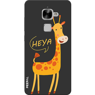 PEEPAL LeTv Le2 Designer & Printed Case Cover 3D Printing Heya Design