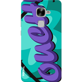 PEEPAL LeTv Le2 Designer & Printed Case Cover 3D Printing Ouch Design