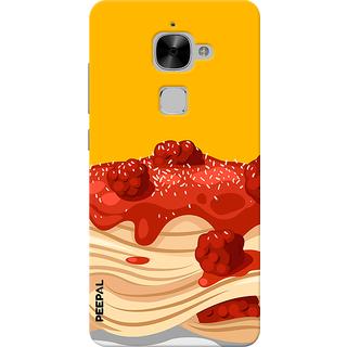 PEEPAL LeTv Le2 Designer & Printed Case Cover 3D Printing Cake Design