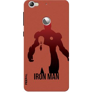 PEEPAL LeTv Le1s Designer & Printed Case Cover 3D Printing Tony Stark Design