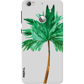 PEEPAL LeTv Le1s Designer & Printed Case Cover 3D Printing Tree  Design