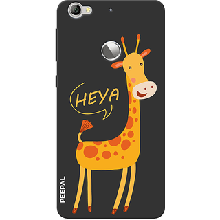 PEEPAL LeTv Le1s Designer & Printed Case Cover 3D Printing Heya Design