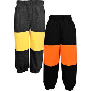 Gkidz Pack Of 2 Multicolor Jogger
