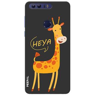 PEEPAL Honor 8 Designer & Printed Case Cover 3D Printing Heya Design