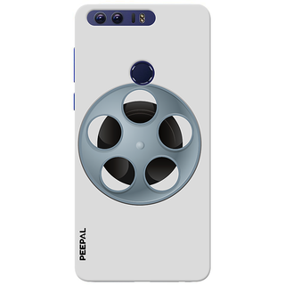 PEEPAL Honor 8 Designer & Printed Case Cover 3D Printing Reel Design