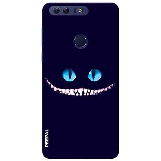 PEEPAL Honor 8 Designer & Printed Case Cover 3D Printing Happy Demon Design
