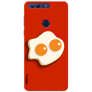 PEEPAL Honor 8 Designer & Printed Case Cover 3D Printing Omlate  Design
