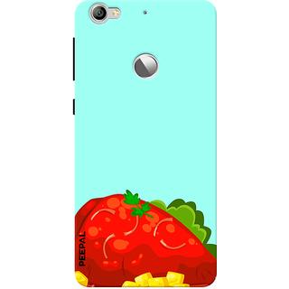 PEEPAL LeTv Le1s Designer & Printed Case Cover 3D Printing Fruit Design