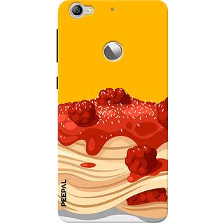PEEPAL LeTv Le1s Designer & Printed Case Cover 3D Printing Cake Design