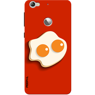 PEEPAL LeTv Le1s Designer & Printed Case Cover 3D Printing Omlate  Design