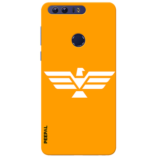 PEEPAL Honor 8 Designer & Printed Case Cover 3D Printing Enfield Design