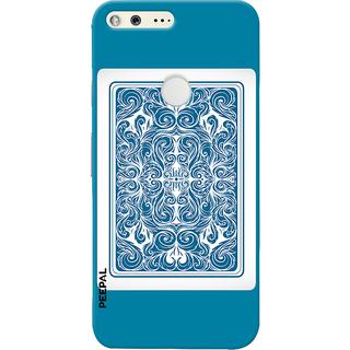 PEEPAL Google Pixel Designer & Printed Case Cover 3D Printing Deck Of Cards Design