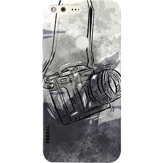 PEEPAL Google Pixel Designer & Printed Case Cover 3D Printing Camera Design
