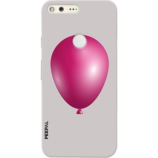 PEEPAL Google Pixel Designer & Printed Case Cover 3D Printing Balloon Design