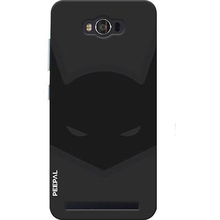 PEEPAL Asus Zenfone Max Designer & Printed Case Cover 3D Printing Bat-Man Design