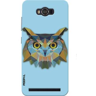 PEEPAL Asus Zenfone Max Designer & Printed Case Cover 3D Printing Ulloo Art Design