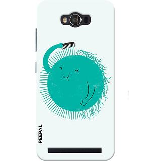 PEEPAL Asus Zenfone Max Designer & Printed Case Cover 3D Printing Style Design